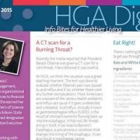 HGA Newsletter